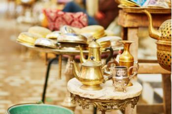 העיר מרקש במרוקו