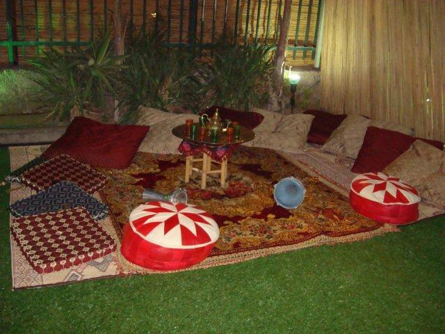 פינות ישיבה מרוקאיות מיוחדות