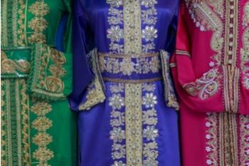 תלבושות מרוקאיות לאורחים